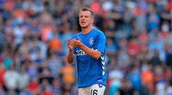 Honest opinion: Andy Halliday says Rangers will have failed if they end the season empty-handed