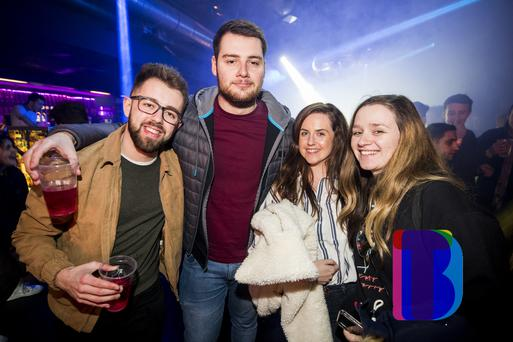 30 Jan 2019 People out for Bot Wednesdays Refreshers' Ball. Picture by Liam McBurney/RAZORPIX