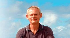 Martin Clunes explores some of the islands off the USA coast in his new series