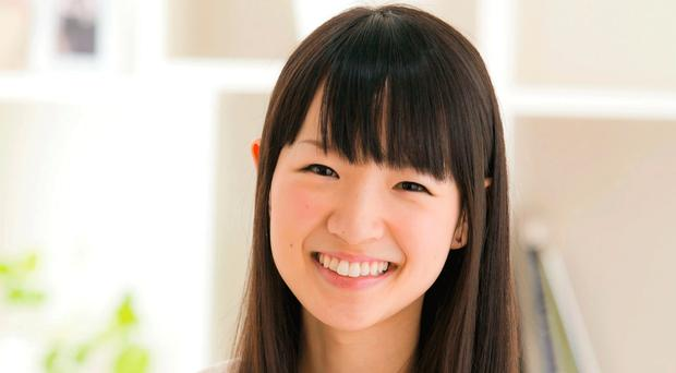 New chapter: Marie Kondo suggests pruning back your bookshelves