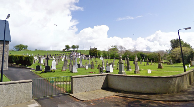 It is understood the incident happened on the grounds of St Mary's chapel in Co Londonderry