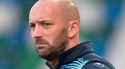 Paddy McLaughlin has been confirmed as Barry Gray's successor at Solitude.