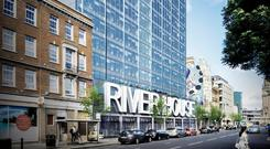 Belfast's High Street is on the up with River House being completely refurbished