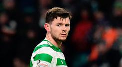 High aims: Oliver Burke has set sights on a Scotland recall