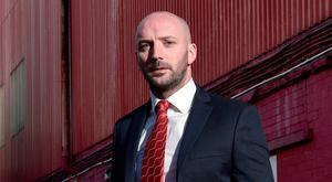 New challenge: Paddy McLaughlin has a number of issues to solve at Cliftonville