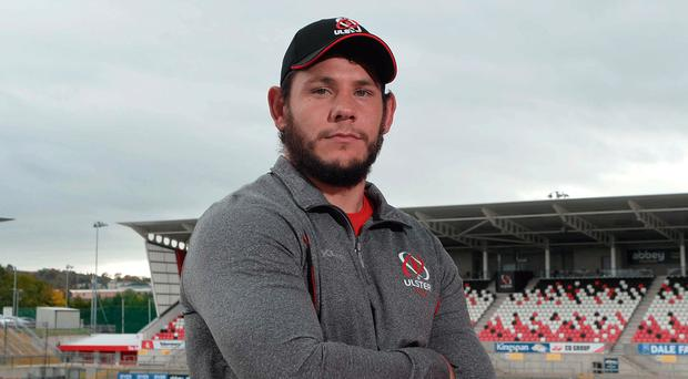 Marcell Coetzee is staying at Ulster.