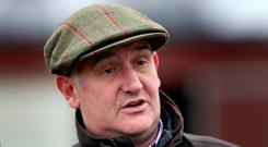 Big concern: Donald McCain has had horses test positive