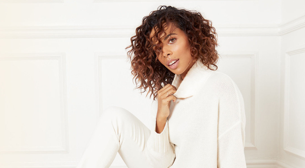 Success story: Rochelle Humes