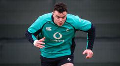 Huge talent: James Ryan would be a major loss if he picked up an injury