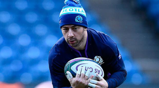 Scotland v Ireland: Opportunity knocks for Chris Farrell
