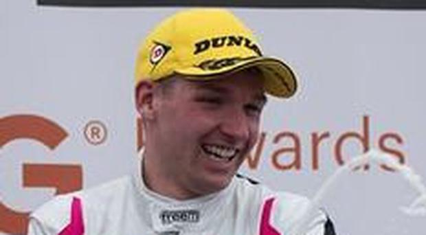 High hopes: Chris Smiley is chasing more BTCC wins