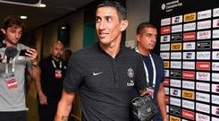 Player reborn: Angel di Maria has been in top form for PSG