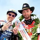 Glenn Irwin and Alastair Seeley will lead the line-up at the 2019 North West 200 launch.
