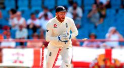 Winners: Johnny Bairstow runs out Shimron Hetmyer