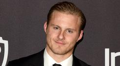 Alexander Ludwig has said he began drinking aged just 14 (imageSPACE/REX/Shutterstock)