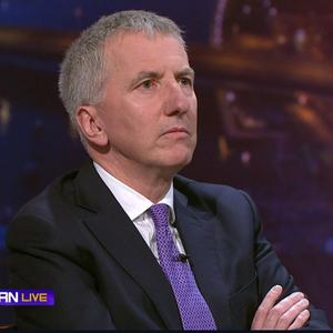 Mairtin O Muilleoir. Pic BBC