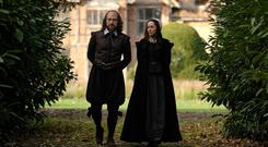 A bard's tale: Kenneth Branagh as William Shakespeare and Lydia Wilson as Susanna Hall in All is True