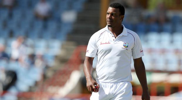 On sidelines: Shannon Gabriel has been banned after incident