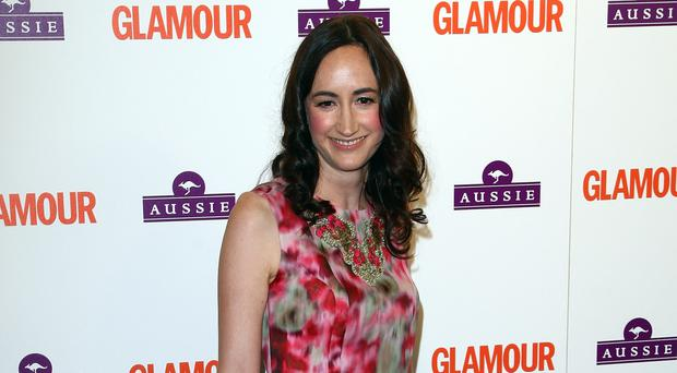 Novel approach: Sophie Kinsella is still writing about younger women