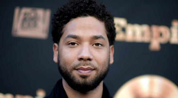 Actor and singer Jussie Smollett said he was attacked in Chicago (Richard Shotwell/Invision/AP)