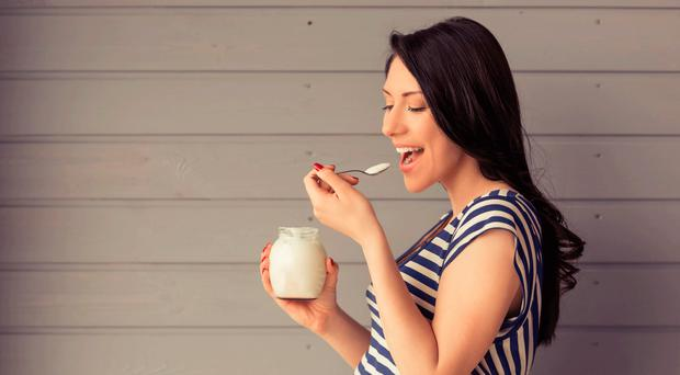 Calorie control: Contrary to popular belief, mums-to-be don't always need to eat for two