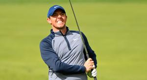 Rory McIlroy endured a frustrating final two holes at the Genesis Open after playing his way into contention.