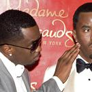Sean 'Diddy' Combs unveiling his wax figure at Madame Tussauds in New York (Charles Sykes/AP)