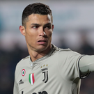 Hot form: Cristiano Ronaldo has fit right in at Juventus