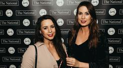 Pictured at the relaunch of the popular Cathedral Quarter bar and eatery, The National, are Yeva Gilroy and Kelly Henning. Set in the historic surrounds of one of Belfast's oldest buildings - the former National Bank Building on High Street – the venue has been updated with fresh, new interiors and a revamped food and drink offering, with a focus on breakfast, lunch, high-quality coffee and cocktails. Outside, in The National's Garden, the installation of a fully retractable awning and new heating system creates a welcoming all-weather space for alfresco dining and drinks in the heart of the city. The National is now open to the public, seven days a week from 8.30am Monday to Friday and from 9.30am on weekends. For more information, visit www.thenationalbelfast.com or connect with The National on Facebook and Instagram @nationalbelfast