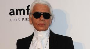 Fashion designer Karl Lagerfeld dies (Ian West/PA)