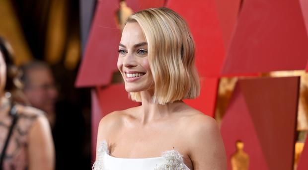 HOLLYWOOD, CA - MARCH 04: Margot Robbie attends the 90th Annual Academy Awards at Hollywood & Highland Center on March 4, 2018 in Hollywood, California. (Photo by Kevork Djansezian/Getty Images)
