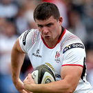 Determined: Nick Timoney is making his mark at Ulster