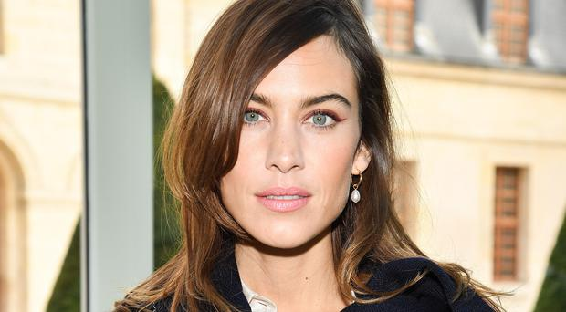 Alexa Chung (Photo by Pascal Le Segretain/Getty Images)