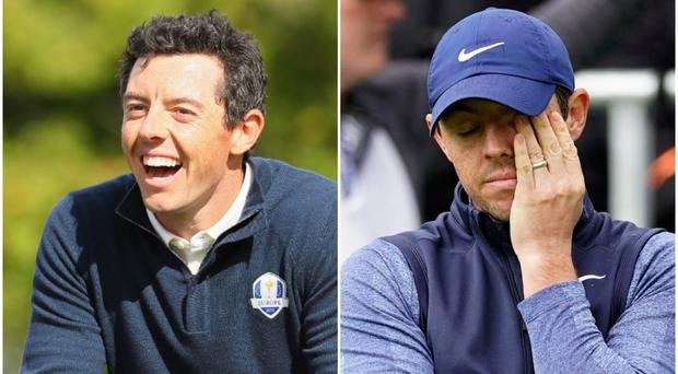 No Rory For Irish Open In Lahinch