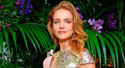 Natalia Vodianova, who launched the Naked Heart Foundation at the age of 22