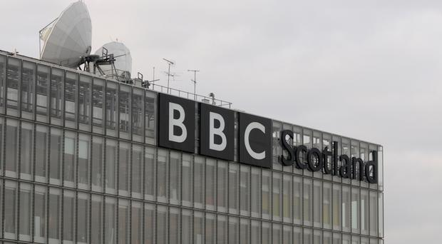 The Nine news programme will be aired live from BBC Scotland's HQ in Glasgow (Julia Hoyle/PA)