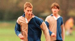 Privileged beginnings: Prince William at Eton