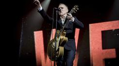 Bryan Adams performs at the SSE Arena in Belfast on February 25th 2019 (Photo by Kevin Scott for Belfast Telegraph)