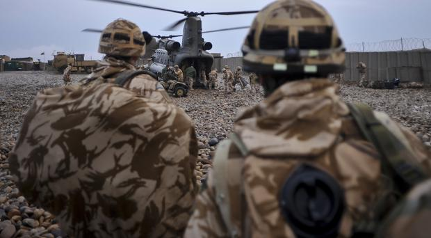 While the Army can take some solace from inquests into the deaths of two soldiers at Ballykinler base in Co Down within three months of each other in 2012/13, there are obvious concerns it has to address. (Ben Birchall/PA)