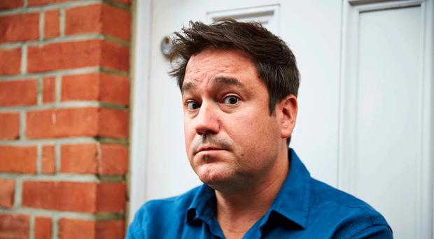 Rufus Jones' new comedy is broadcast in the month the UK is set to leave the EU