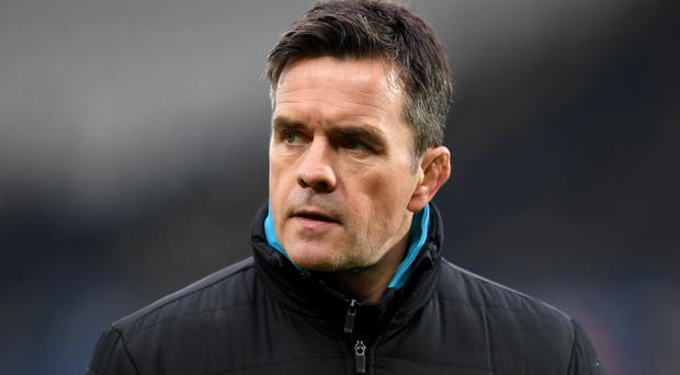 Former Ulster forwards coach Allen Clarke has been relieved of his duties as head coach of the Ospreys