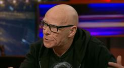 Eamonn McCann was speaking on the BBC's Nolan Live show on Wednesday night