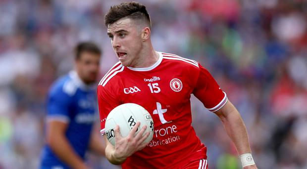 Welcome back: Connor McAliskey's return is a big boost for Tyrone