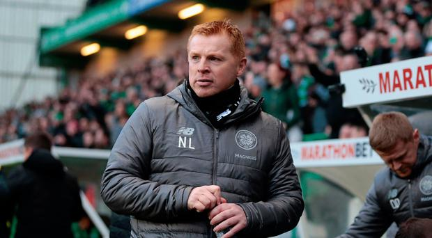 Ambitions: Neil Lennon wants Celtic to make Euro impact