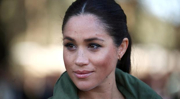 Meghan, Duchess of Sussex (Photo by Hannah Mckay - Pool / Getty Images)