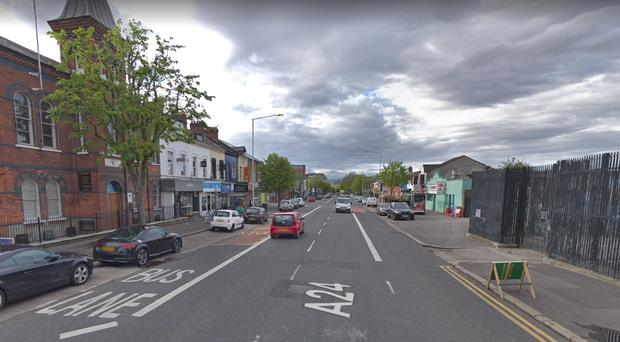 Ormeau Road, Belfast. Credit: Google Maps