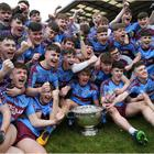 The 2019 MacRory cup winners St Michael's College Enniskillen.
