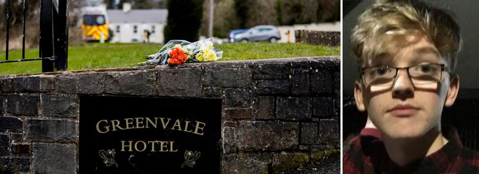 Morgan Barnard died in the incident at the Greenvale Hotel.