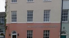 Aldos restaurant in Ardglass, Co Down. Pic: Google Maps.