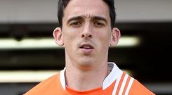 Tough talk: Armagh captain Rory Grugan tells it as it is